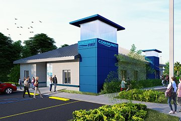 Community First Credit Union to Begin Renovations at  New Neptune Beach Branch