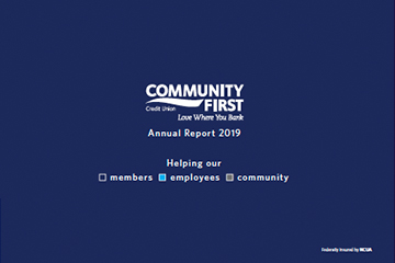 Community First Credit Union Releases 2019 Annual Report