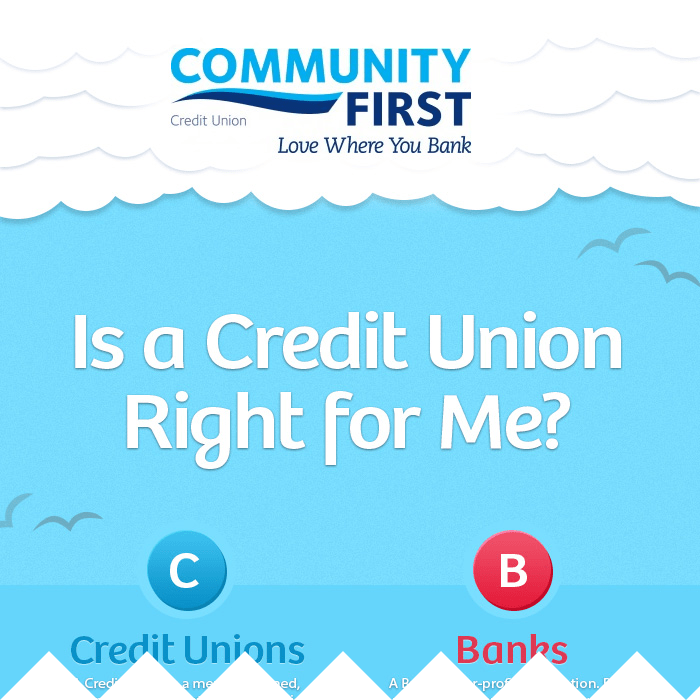 Is a Credit Union Right for Me?