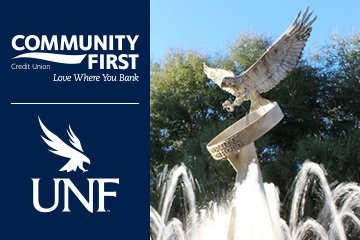 Community First Credit Union Renews UNF Campus Branch