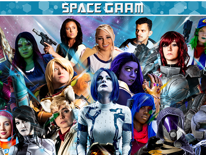 Space GAAM Event