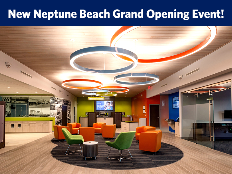 Neptune Beach Grand Opening Event! | Feb. 29