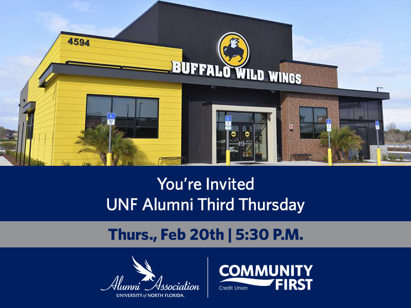 UNF Alumni Association Third Thursday