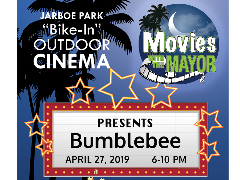 Movies with the Mayor - Bumblebee