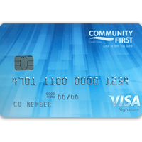 Visa® Signature Credit Card